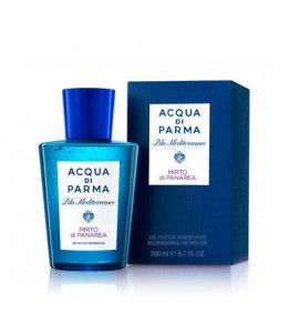 ACQUA DI PARMA - BLU MEDITERRANEO MIRTO DI PANAREA SHOWER GEL 200 ML
