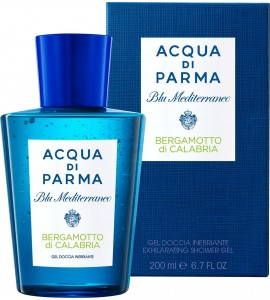 ACQUA DI PARMA - BLU MEDITERRANEO BERGAMOTTO DI CALABRIA SHOWER GEL 200 ML