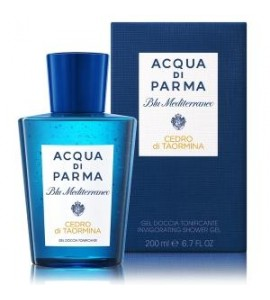ACQUA DI PARMA - BLU MEDITERRANEO CEDAR TAORMINA'S SHOWER GEL 200 ML