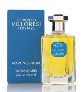 LORENZO VILLORESI - AURA MARIS MARE NOSTRUM COLLECTION EDT 50 ML